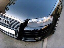 Audi - ремонт бампера, покраска, полировка