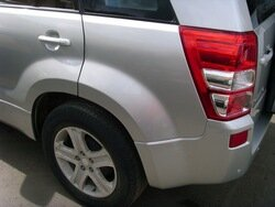 Ремонт автомобиля Suzuki Grand Vitara